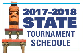 2017-2018 Tournament Schedule